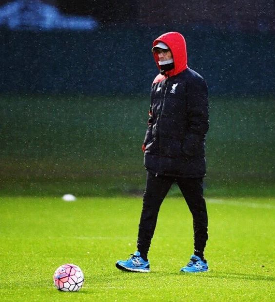 Klopp_training