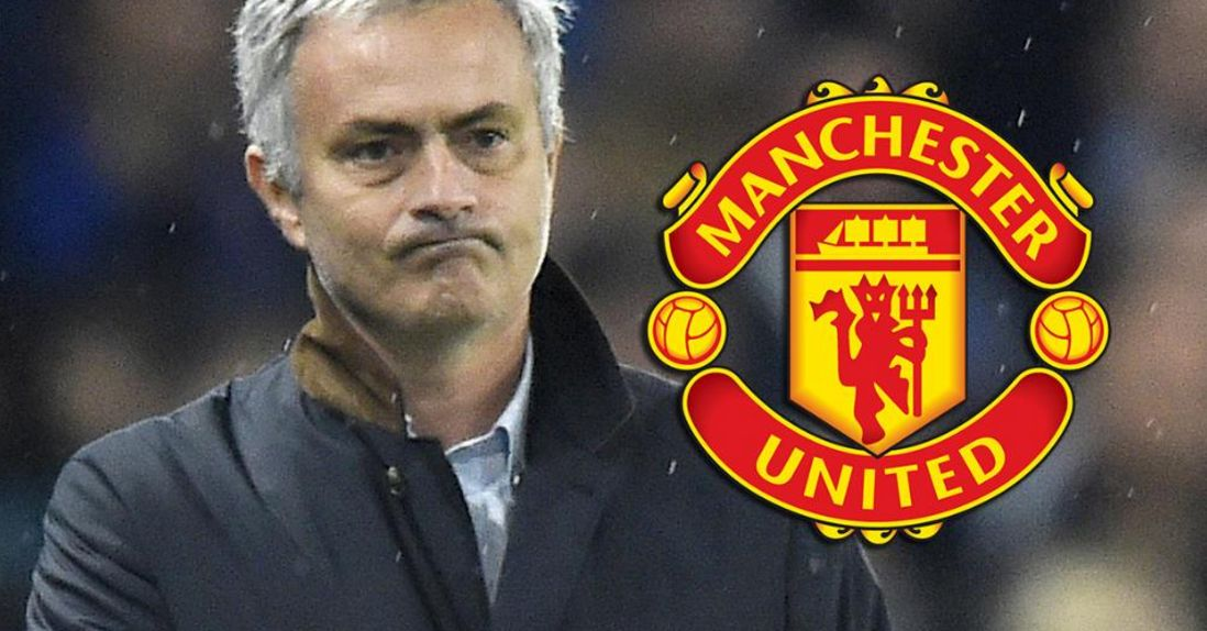 It's finally here: Jose Mourinho's agent visits Old Trafford