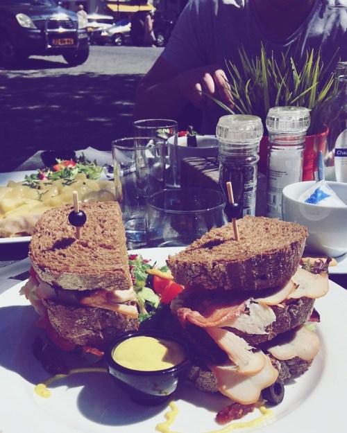 Lunch in Zaltbommel