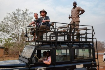 Safari at Mole National Park, Ghana