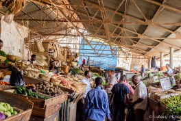 The market in Arusha