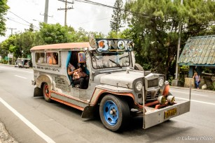 Jeepney: public transport in Phillipines