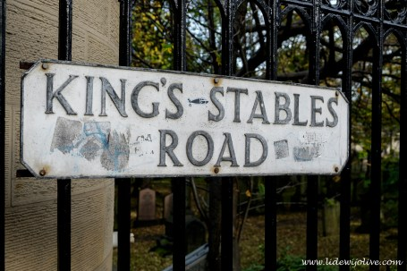 Kings stables road