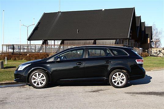 Köpa begagnad Toyota Avensis