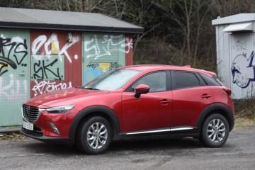 Mazda CX3 2016 (69)750