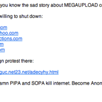 Activism or Spam?