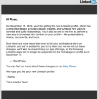 Another reason to use Jetpack to post from Wordpress to Linkedin