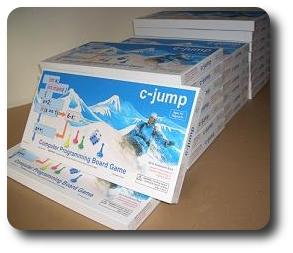 C Jump Game