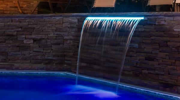 brilliant wonders led waterfall brilliance lighting