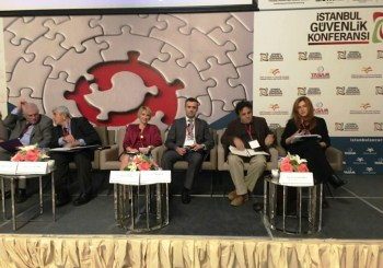 """C3I took part in Istanbul Security Conference """"Change in State Nature: Borders of Security"""""""