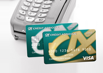 Credit Agricole Debit Cards   Credit Agricole Cr    dit Agricole Debit Cards