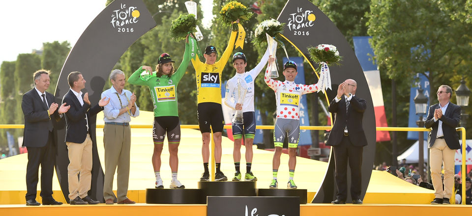2016 Tour de France Stage 21 Recap