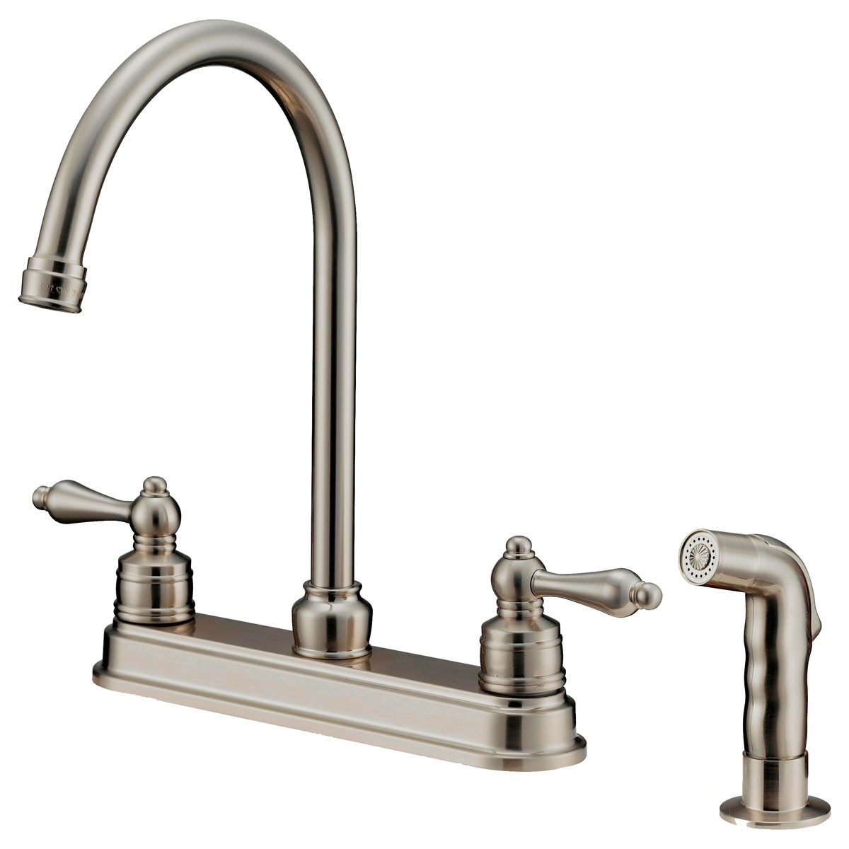 kitchen faucets brushed nickel kitchen faucet Kitchen Faucets