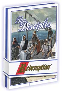 The Disciples starter from Redemption The Card Game