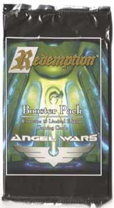 Redemption The Card Game Angel Wars Booster Pack