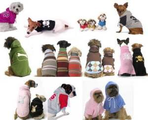 Roupinhas para cães