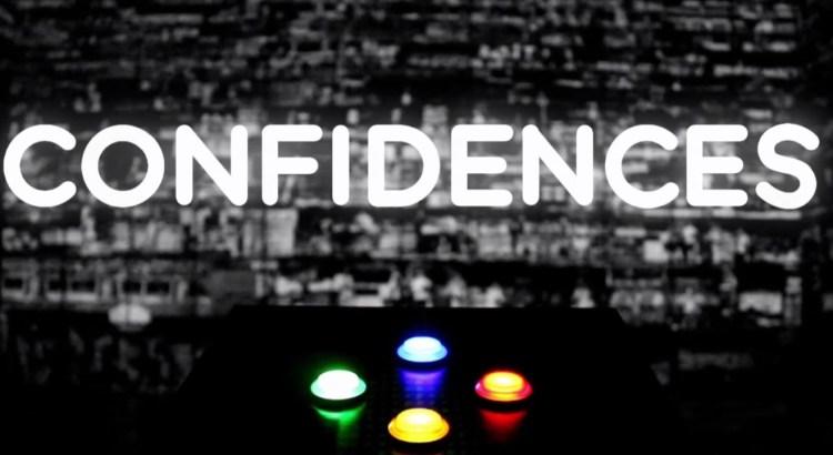 Undropdanslamare Confidences