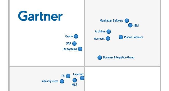 Eine kostenlose Zusammenfassung des jüngsten Gartner Magic Quadrant zu Integrated Workplace Management Software (IWMS) bietet jetzt Planon an