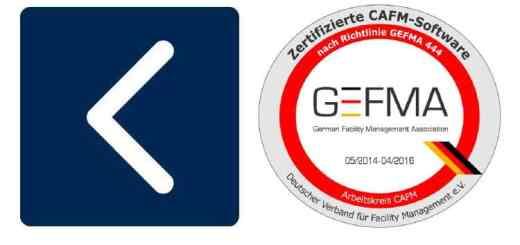 Die CAFM-Software Famos von Kessler Solutions ist erneut für die Gefma 444 zertifiziert