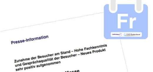 Die PR-Situation der CAFM-Hersteller im deutschen Markt beleuchtet der aktuelle Statistik-Freitag
