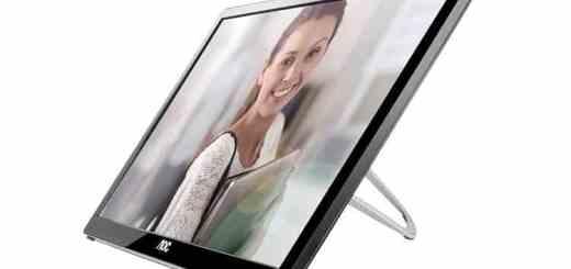 """Mit dem neuen myConnect E1759FWU stellt AOC einen 15,6"""" USB-Monitor für unterwegs vor"""