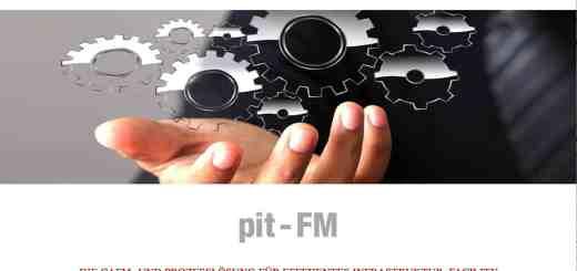 pit-cup lädt zum Preview seiner kommenden Website ein - der CAFM-Teil ist sogar schon gefüllt