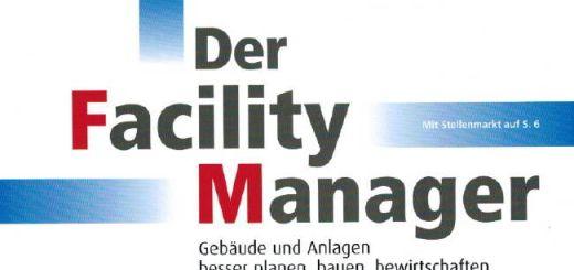 20 Jahre Marktübersicht CAFM-Software, Energie und Betreiberverantwortung sind Themen im aktuellen Facility Manager