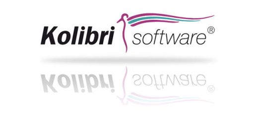 Das Logo von Kolibri Software