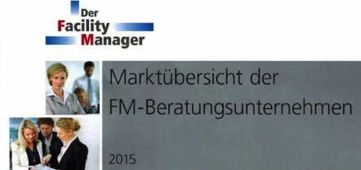 Marktübersicht der FM-Beratungsunternehmen 2015
