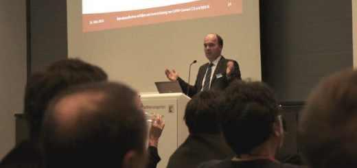 Wie eTask Prozesse der Betreiberverantwortung automatisiert, erläuterte Klaus Aengenvoort auf der Bundesfachtagung Betreiberverantwortung 2015