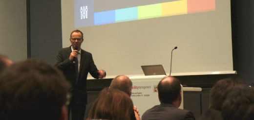 Die Praxis der REG-IS Integration in IMSWARE erläuterte Michael Heinrichs auf der Bundesfachtagung Betreiberverantwortung 2015