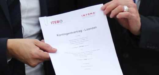 Kooperation erneuert: Infoma und Itebo arbeiten auch zukünftig im kommunalem CAFM zusammen