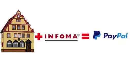 Infoma integriert jetzt auch ePayment-Lösungen in sein CAFM-System