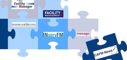 Hinzugefügt: Messe-Veranstalter Mesago und die CAFM-News haben im Rahmen der INservFM eine Medienpartnerschaft geschlossen