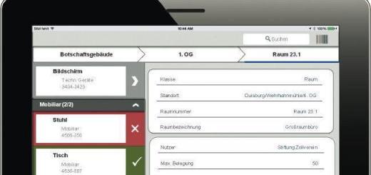 INservFM 2016: Mit conjectFM MD erleichtert conject das mobile Datenmanagement