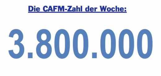 3.800.000 qm Fläche hat Bosch als CAD-Dateien im CAFM-System