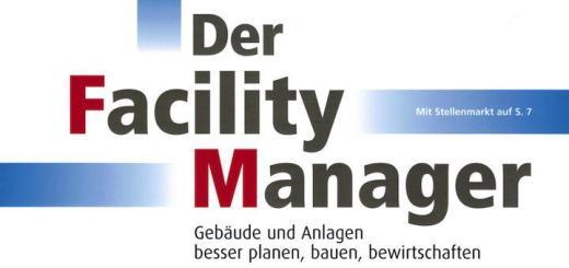 Künstliche Intelligenz im Facility Management und die Neufassung der GEFMA 190 zur Betreiberverantwortung sind Themen in der aktuellen Ausgabe von Der Facility Manager