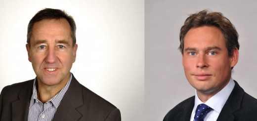 Dr. Ralf Händl (li.), CEO der Conject Holding, und Henry Jones, SVP EMEA und Global Accounts bei Aconex, beantworten im CAFM-News Interview Fragen zur Zukunft von Conject