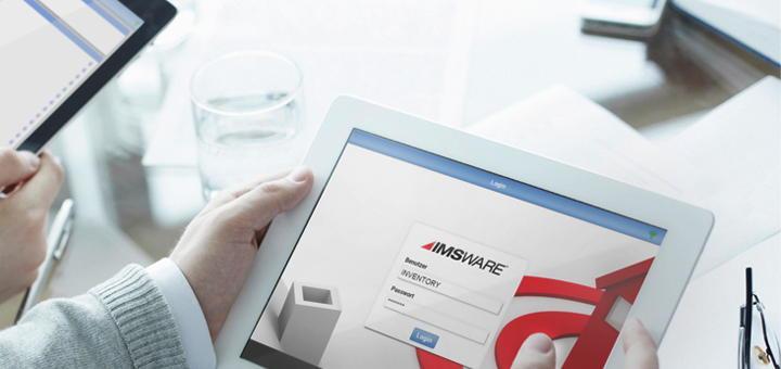Mit dem Login wird alles leichter: Mit IMSWARE.App Inventory reicht zur Inventarisierung oft schon ein Handscanner