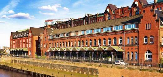 Im Alten Hauptzollamt in Hamburgs Hafencity findet der BIM-Mediendialog'17 statt - Foto: Nord Event
