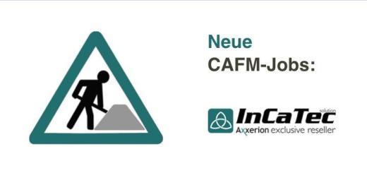 InCaTec Solution sucht aktuell nach einem Junior Consultant für CAFM