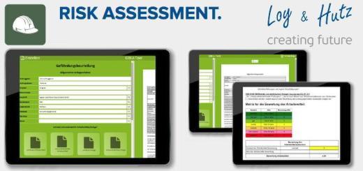 Mit Risk Assessment erweitert Loy & Hutz die Funktionalität seiner CAFM-Software wave Facilities im Bereich der Gefährdungsbeurteilungen