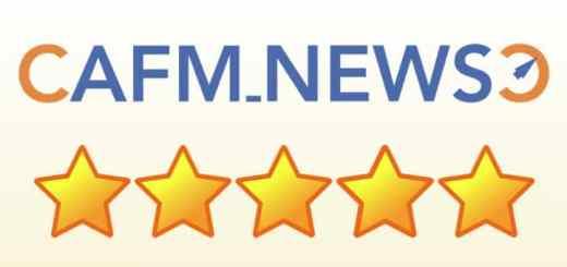 Auf CAFM-News besteht ab sofort die Möglichkeit, jeden Artikel und einige der Seiten zu bewerten