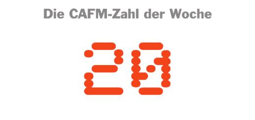 Die CAFM-zahl der Woche ist die 20 - für ein Spiel, das nach 20 Fragen auf alles die richtige Antwort geben soll