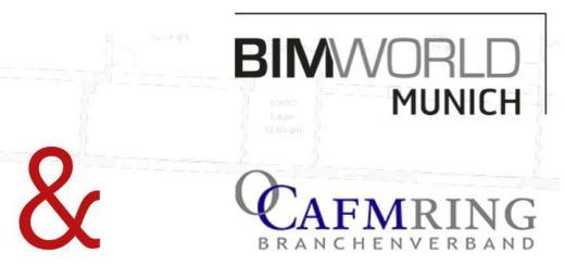 BIM World und CAFM-Ring kooperieren für die kommende BIM-Veranstaltung 2017