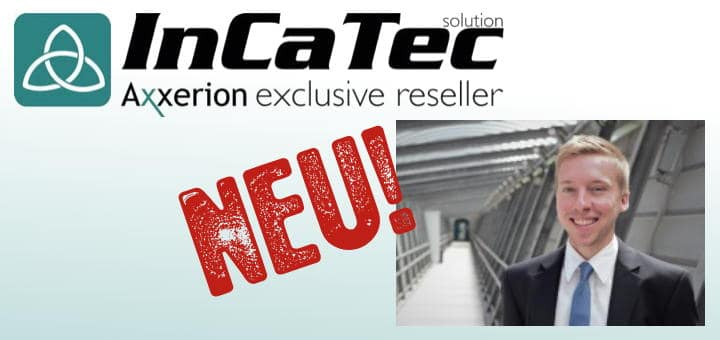 Markus Senker ist neuer Junior Consultant bei InCaTec Solution in Münster