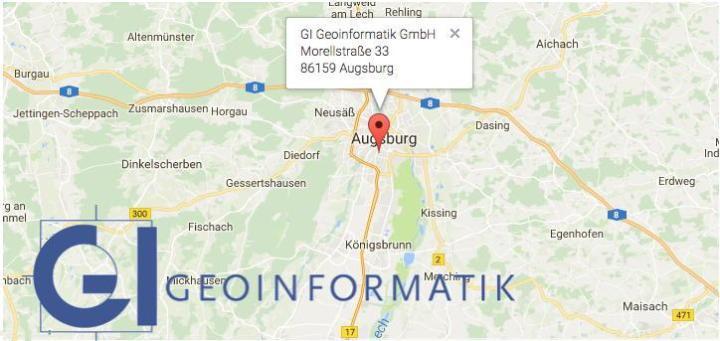 IP Syscon aus Hannover übernimmt zum 1. Januar 2018 die Mehrheit an der GI Geoinformatik aus Augsburg