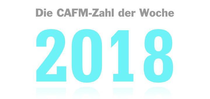 Sie CAFM-Zahl der Woche ist die 2018, denn im Februar des kommenden Jahres kommt ein holografiefähiger Tisch auf den Markt