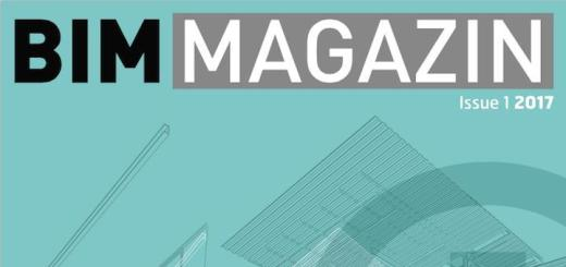 Das neue BIM Magazin zum kostenlosen Download