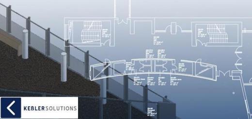 Auch Keßler Real Estate Solutions können in ihrer CAFM-Lösung Famos BIM-Daten managen